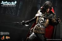 Gallery Image of Captain Harlock Sixth Scale Figure