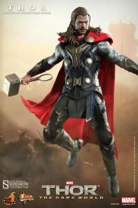 Gallery Image of Thor Sixth Scale Figure