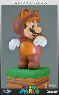 Gallery Image of Tanooki Suit Mario Statue
