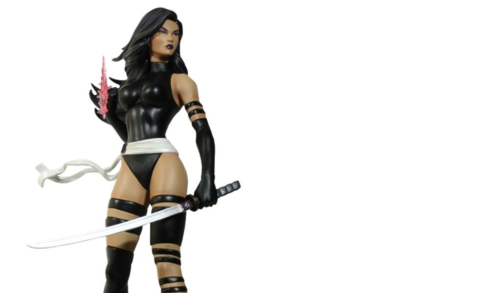 Gallery Feature Image of Psylocke X-Force Statue - Click to open image gallery