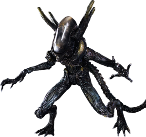 Alien Lurker Collectible Figure