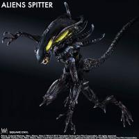 Gallery Image of Alien Spitter Collectible Figure