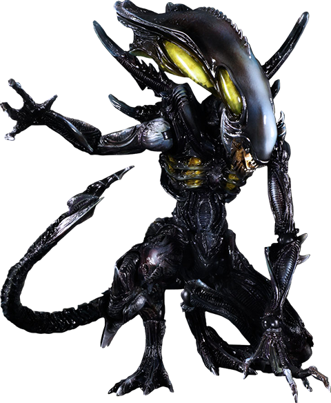 Square Enix Alien Spitter Collectible Figure