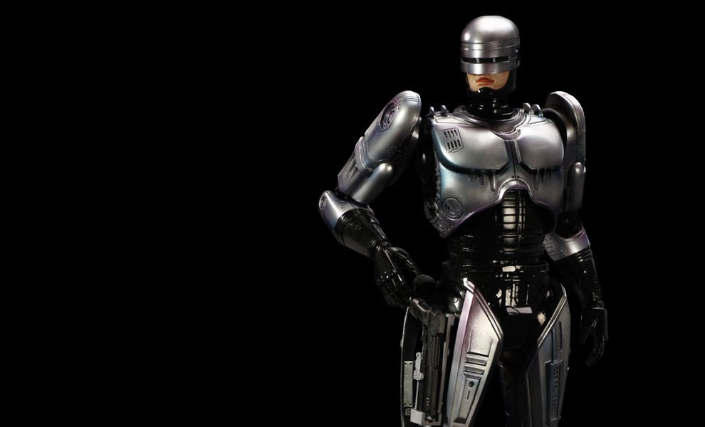 Gallery Feature Image of RoboCop 1987 Collectible Figure - Click to open image gallery