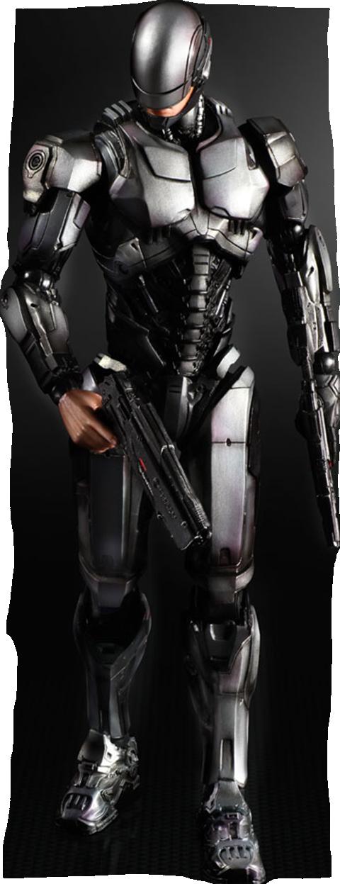 Square Enix RoboCop Version 1.0 Collectible Figure