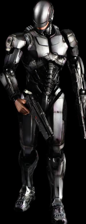 RoboCop Version 1.0 Collectible Figure