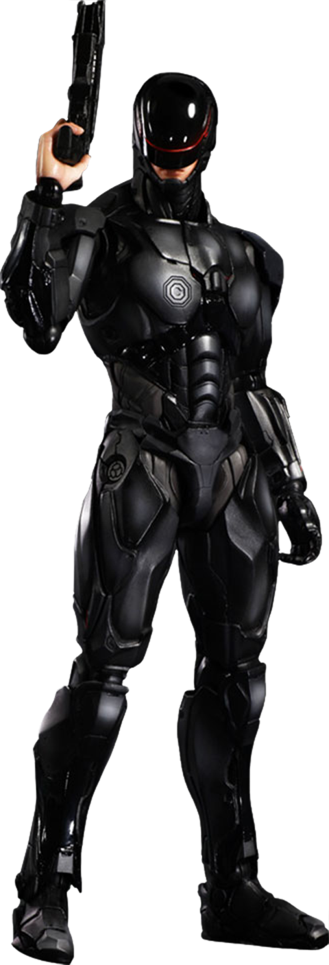 Square Enix RoboCop Version 3.0 Collectible Figure