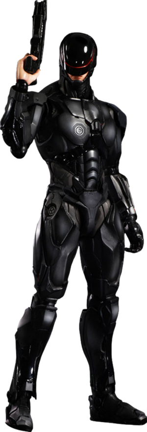 RoboCop Version 3.0 Collectible Figure