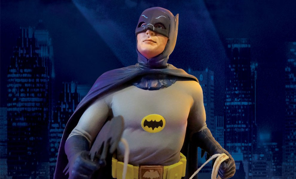 Gallery Feature Image of 1966 Batman Model Kit - Click to open image gallery
