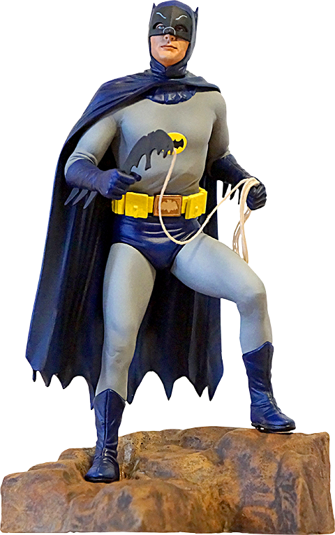 Moebius Models 1966 Batman Model Kit