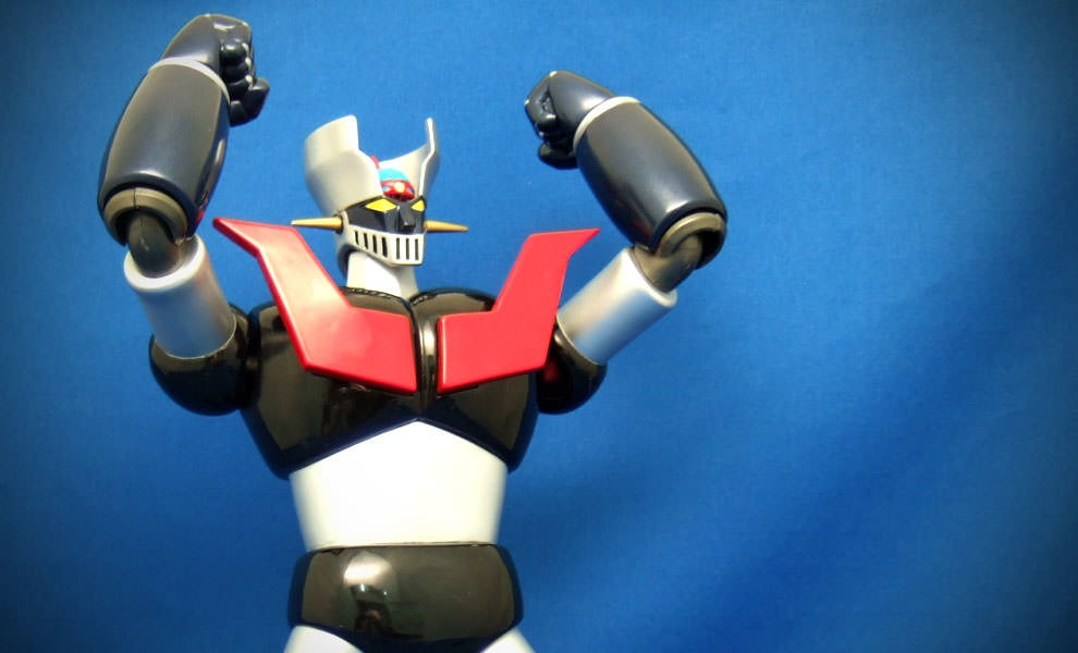 Gallery Feature Image of Mazinger Z Sixth Scale Figure - Click to open image gallery