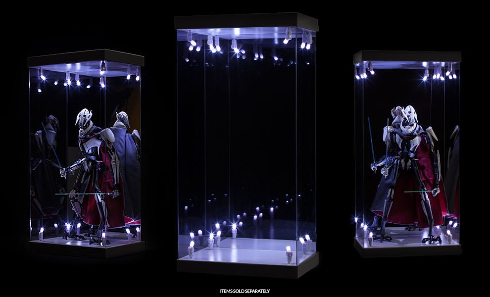 Gallery Feature Image of Lighted Display Case Display Case - Click to open image gallery