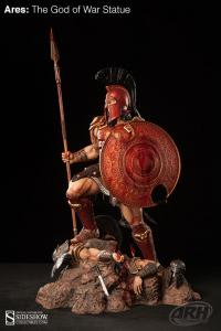 Gallery Image of Ares: The God of War Statue