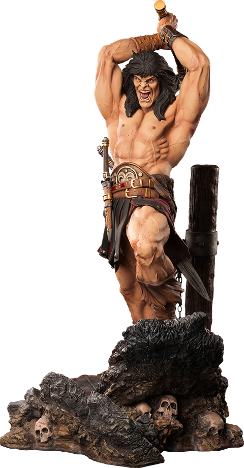 ARH Studios Conan: The Sacrifice Statue