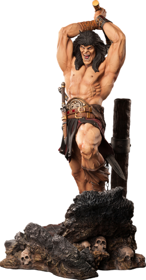 Conan: The Sacrifice Statue