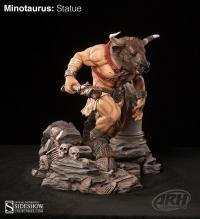 Gallery Image of Minotaurus Statue