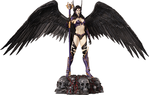ARH Studios Angel of Darkness Statue