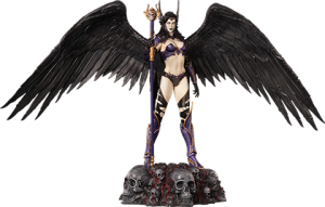 Angel of Darkness Statue