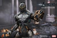 Gallery Image of Chitauri Footsoldier Sixth Scale Figure