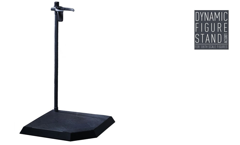 Gallery Feature Image of Dynamic Figure Stand Collectible Stand - Click to open image gallery