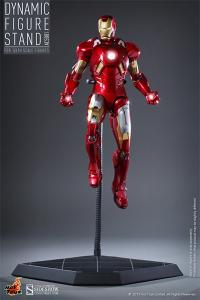Gallery Image of Dynamic Figure Stand Collectible Stand