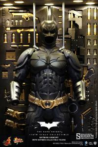 Gallery Image of Batman Armory with Batman Sixth Scale Figure