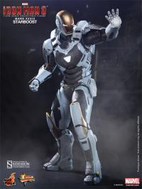 Gallery Image of Iron Man Mark XXXIX - Starboost Sixth Scale Figure