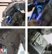 Gallery Image of Metal Gear Solid Rex Collectible Figure