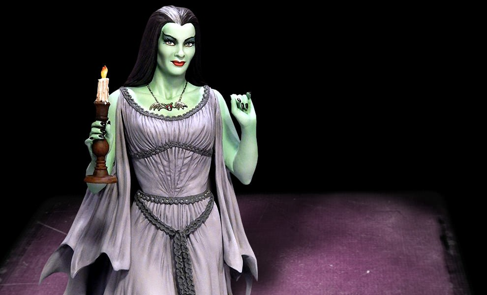 Gallery Feature Image of Lily Munster Maquette - Click to open image gallery