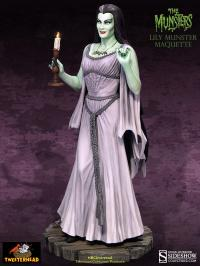 Gallery Image of Lily Munster Maquette