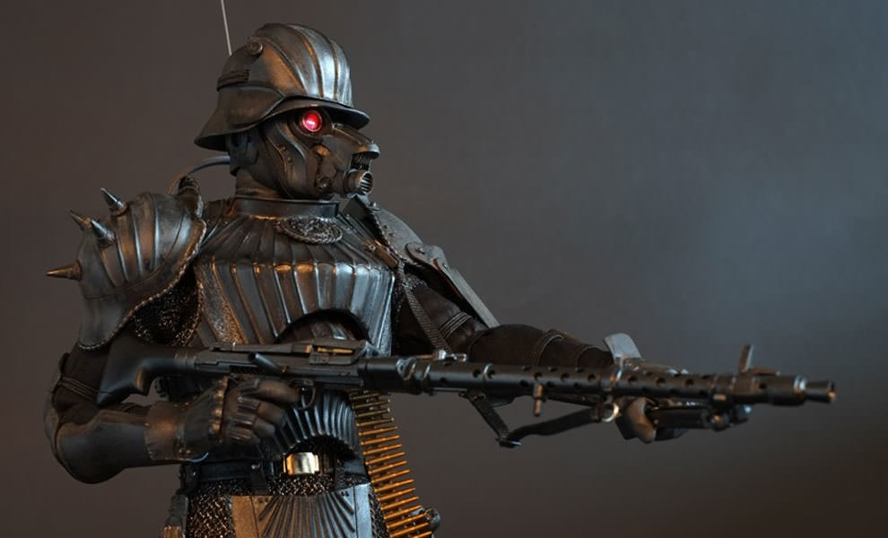 Gallery Feature Image of Kerberos Panzer Jager Sixth Scale Figure - Click to open image gallery