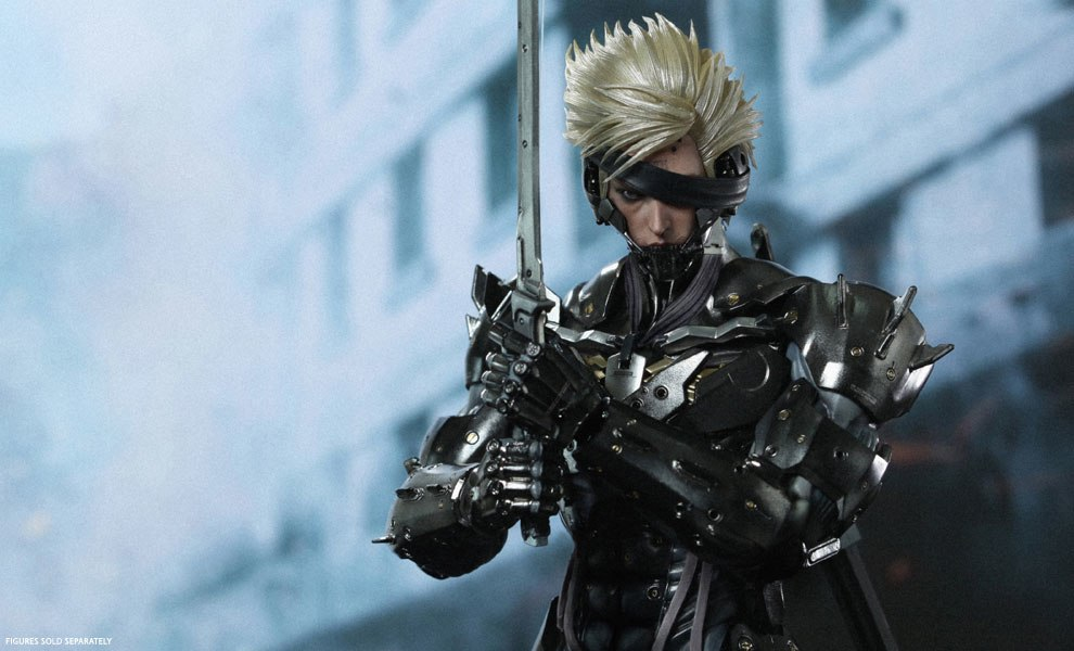 Gallery Feature Image of Raiden Sixth Scale Figure - Click to open image gallery