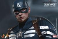 Gallery Image of Captain America - Stealth S.T.R.I.K.E. Suit Sixth Scale Figure