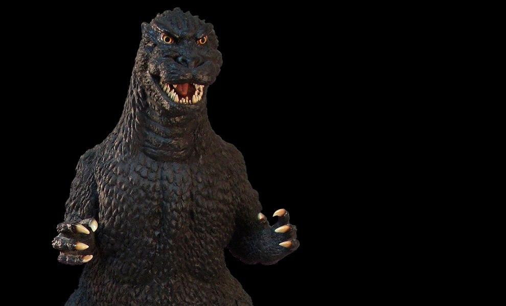 Gallery Feature Image of Kawakita Godzilla Statue - Click to open image gallery