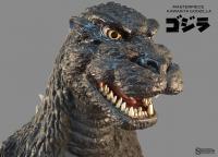 Gallery Image of Kawakita Godzilla Statue