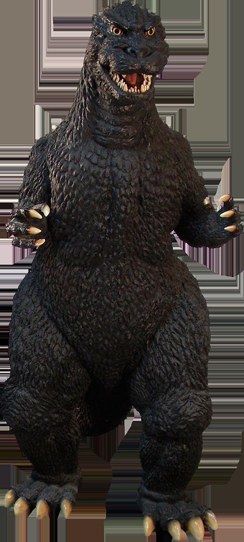 Styles on Video Kawakita Godzilla Statue