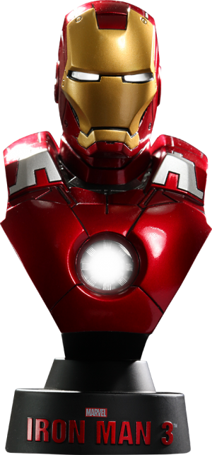 Iron Man Mark VII Collectible Bust