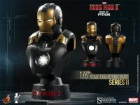Gallery Image of Iron Man Mark 20 - Python Collectible Bust