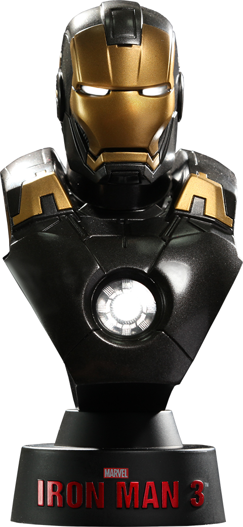 Hot Toys Iron Man Mark 20 - Python Collectible Bust