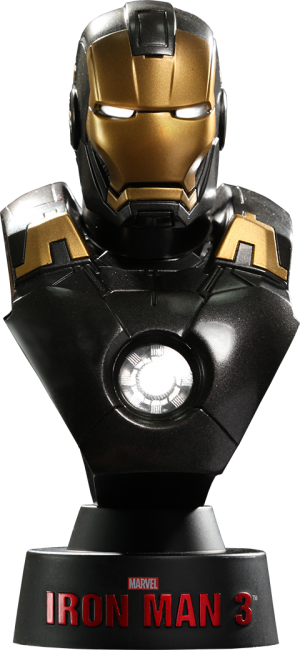 Iron Man Mark 20 - Python Collectible Bust