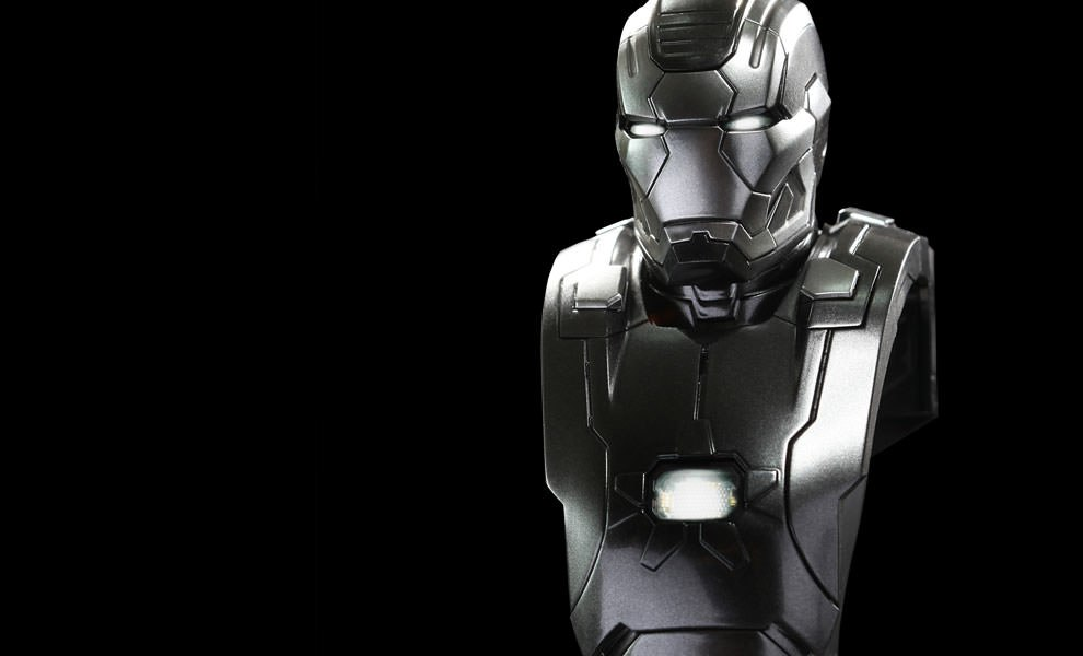 Gallery Feature Image of Iron Man Mark 22 - Hot Rod Collectible Bust - Click to open image gallery