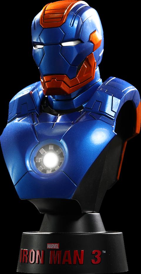 Hot Toys Iron Man Mark 27 - Disco Collectible Bust
