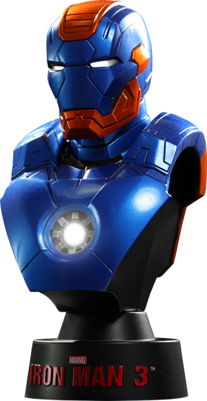 Iron Man Mark 27 - Disco Collectible Bust