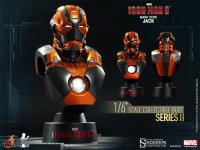 Gallery Image of Iron Man Mark 28 - Jack Collectible Bust