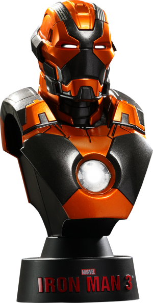 Iron Man Mark 28 - Jack Collectible Bust