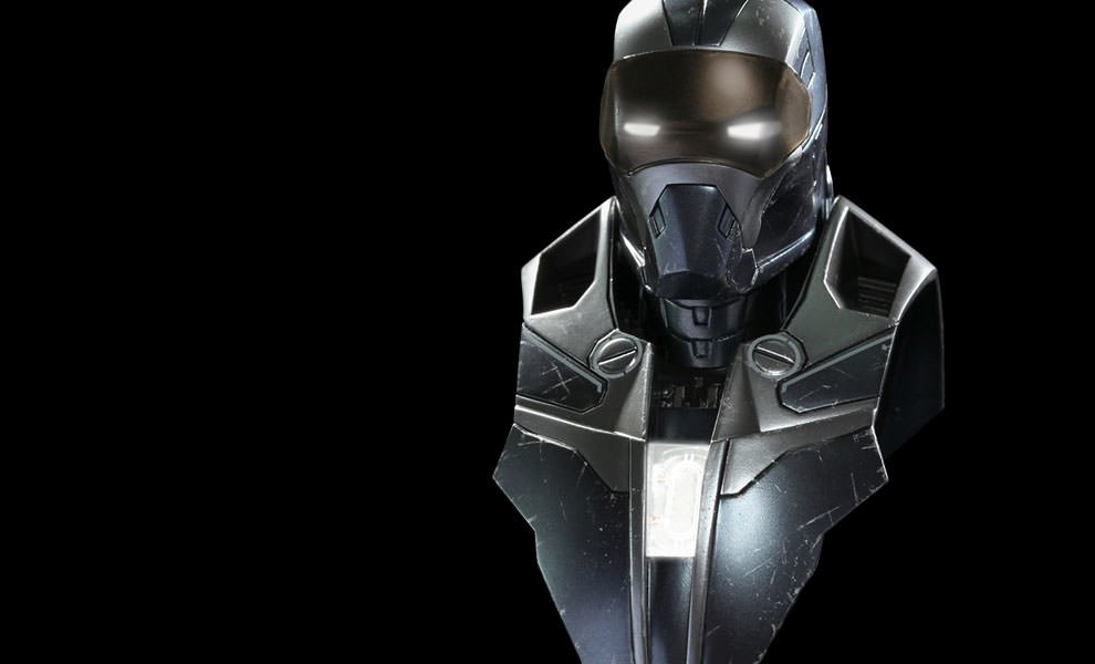 Gallery Feature Image of Iron Man Mark 40 - Shotgun Collectible Bust - Click to open image gallery