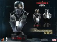 Gallery Image of Iron Man Mark 40 - Shotgun Collectible Bust