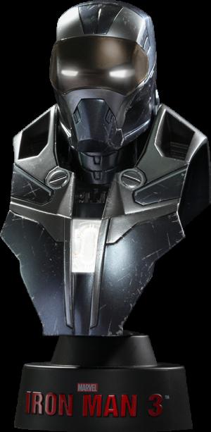 Iron Man Mark 40 - Shotgun Collectible Bust