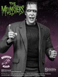 Gallery Image of Herman Munster Maquette