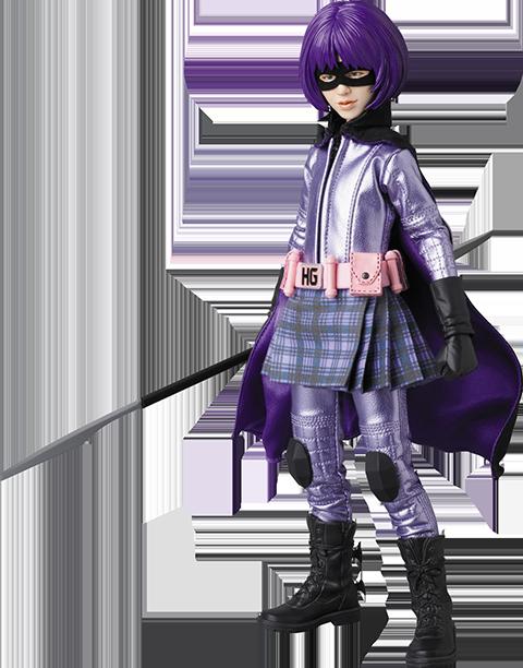 Medicom Toy Hit-Girl Sixth Scale Figure